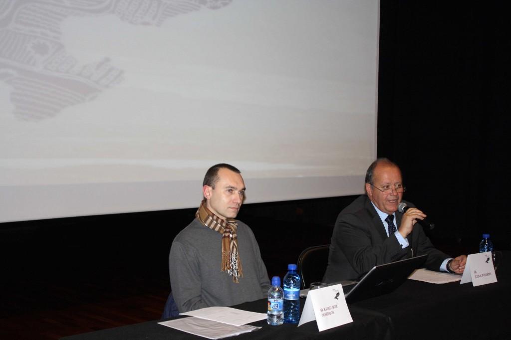 Conferencia de Rafael Boix